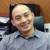 Chua Kian Lin, Country Manager of Somfy Pte Lid